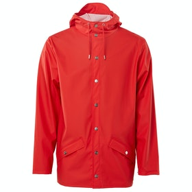 Giacca Rains Classic - Red