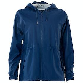 Rains W Matte Ladies Jacket - Klein Blue