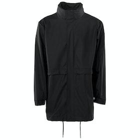 Rains Tracksuit Waterproof Jacket - Black