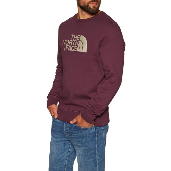North Face Drew Peak Crew Pullover