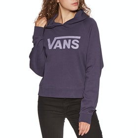 Vans Lizzie Raglan Mysterioso Pullover Hoody - Mysterioso