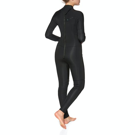 Billabong Furnace Synergy 4/3mm Back Zip Wetsuit