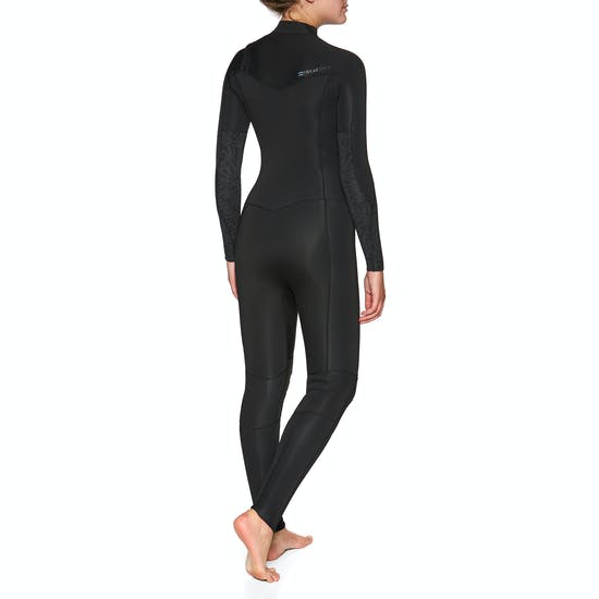 Billabong Furnace Synergy 4/3mm 2020 Chest Zip Ladies Wetsuit
