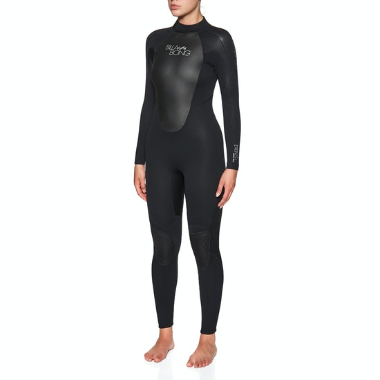 Billabong Launch 4/3mm Back Zip Wetsuit