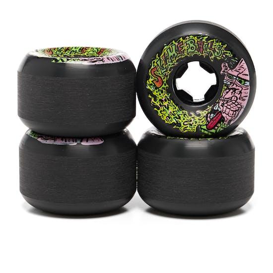 Santa Cruz Slime Balls Snot Vomit Mini 97a Skateboard Wheel