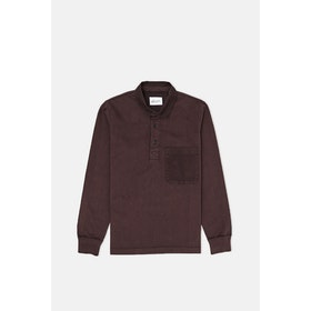 Polo Albam LS Rugby 1155 - Port