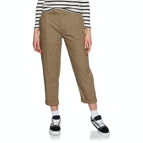 Brixton Aberdeen Womens Trousers - Khaki