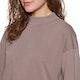 Brixton Anne Mock Neck Womens Sweater