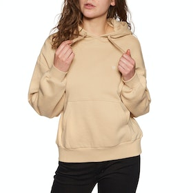 Brixton Vintage Hood Womens Pullover Hoody - Maize