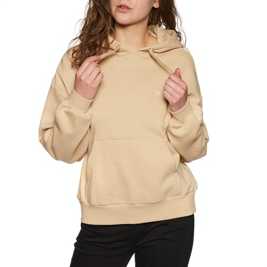 Brixton Vintage Hood Womens Pullover Hoody