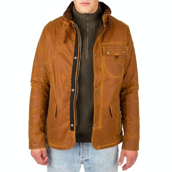 Peregrine Made In England Bexley Wax Jacket