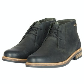 Barbour Readhead Mens Boots - Black