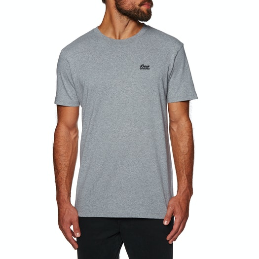 Deus Ex Machina Standard Embroidered T Shirt