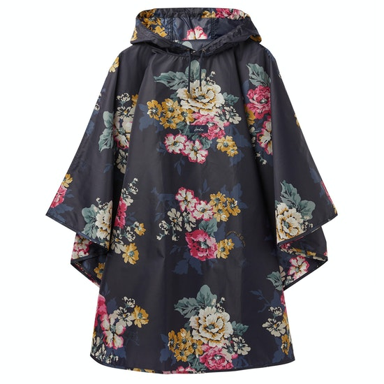 Joules 30th Anniversary Ladies Poncho