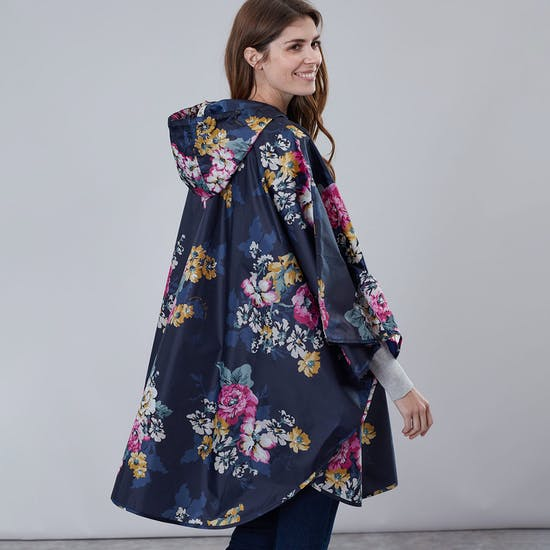 Joules 30th Anniversary Poncho