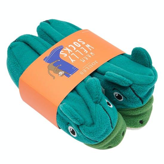 Joules Smile Wellington Socks