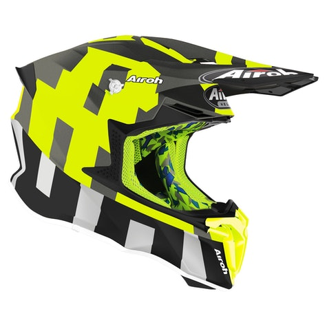 Casque MX Airoh Twist 2.0 Frame