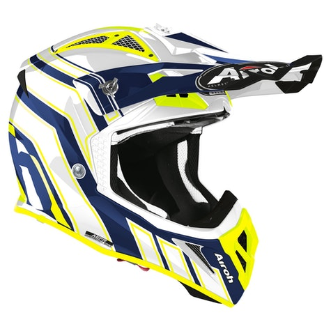 Airoh Aviator Ace Art MX-Helm