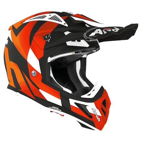 Airoh Aviator Ace Trick Motocross Helmet