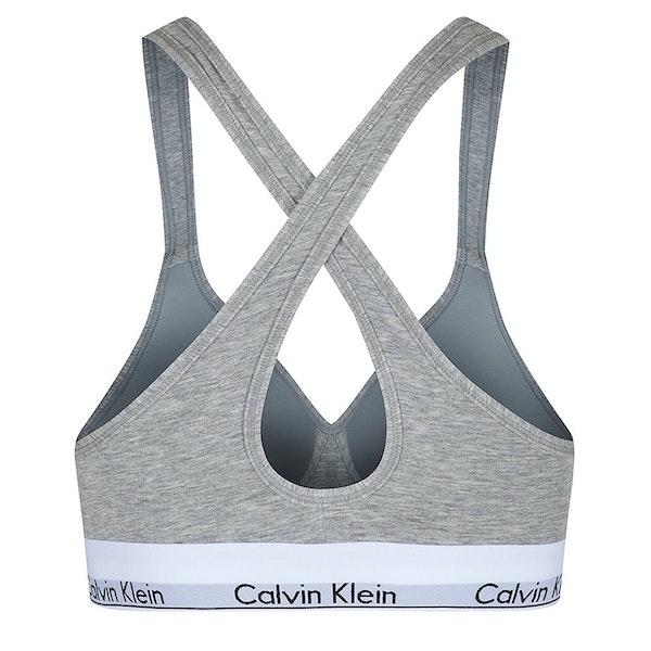 Calvin Klein Modern Cotton Padded Lette Kvinner BH