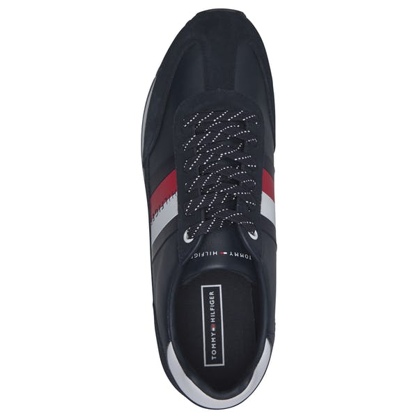 Tommy Hilfiger Corporate Leather Shoes
