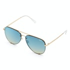 Quay Australia High Key Mini Rimless Women's Sunglasses