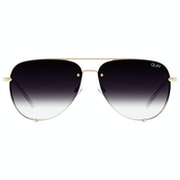 Quay Australia High Key Mini Rimless Women's Sunglasses