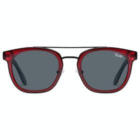Occhiali da Sole Quay Australia Coolin - Red ~ Smoke