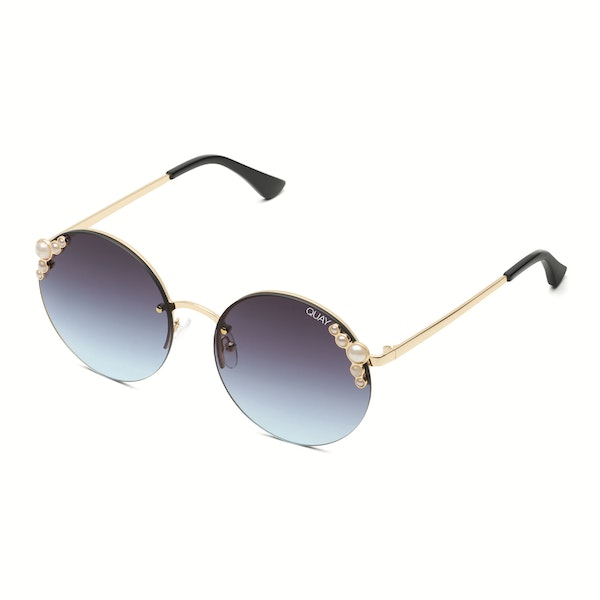 Quay Australia I'm Rich Women's Sunglasses