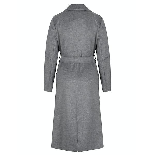 Ted Baker Joseete Raglan Sleeve Long Dame Modejakke