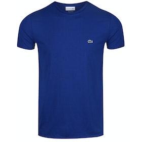 Lacoste Crew Neck Herren Kurzarm-T-Shirt - Captain