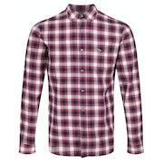 Lacoste Fine Check Shirt