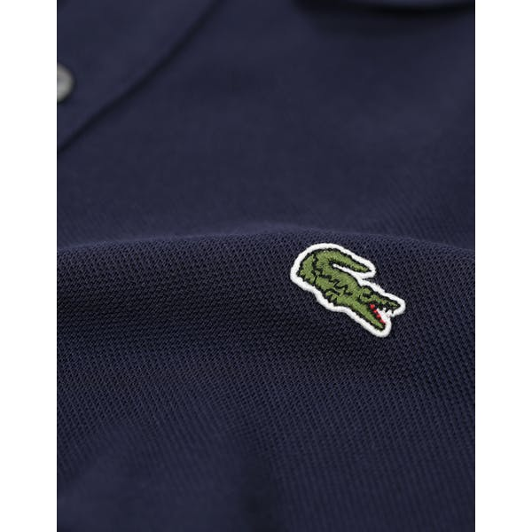 Lacoste Embroidered Slim Fit Polo-Shirt