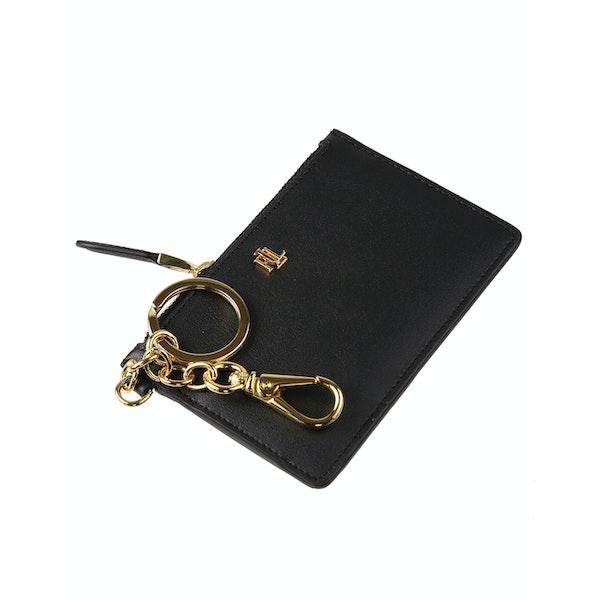 Ralph Lauren Zip Case Medium Women's Card Holder