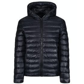 Куртка EA7 Mountain Hooded Down - Black