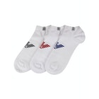 Emporio Armani 3 Pack Knit In-shoe Skarpety