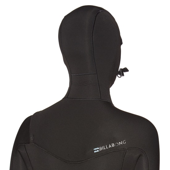 Billabong Furnace Synergy 5/4mm Chest Zip Hooded Wetsuit