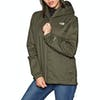 North Face Quest Womens Waterproof Jacket - New Taupe Green