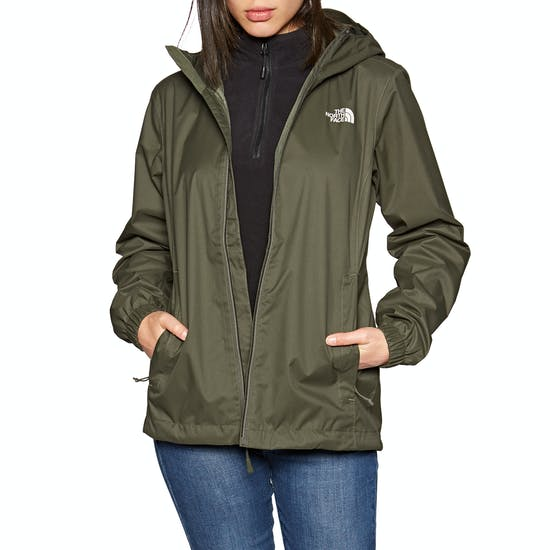North Face Quest Womens Waterproof Jacket
