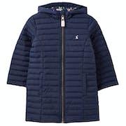 Joules Kinnaird Longline Quilted Jacket
