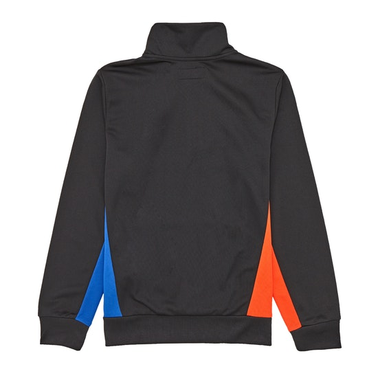 Converse Colourblock Track Quarter Zip Jacket Boys Zip Hoody