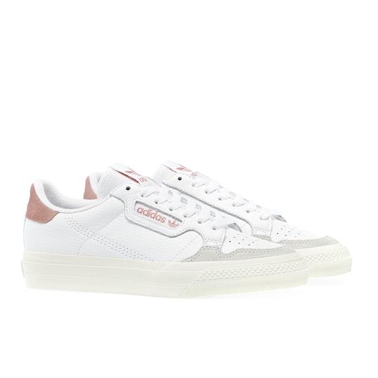 Adidas Originals Continental Vulc Womens Shoes