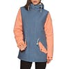 Burton Insulated Sadie Womens Jacket - Light Denim Crab Apple