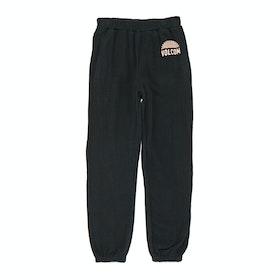 Pantalons de Jogging Volcom Lil Fleece - Black