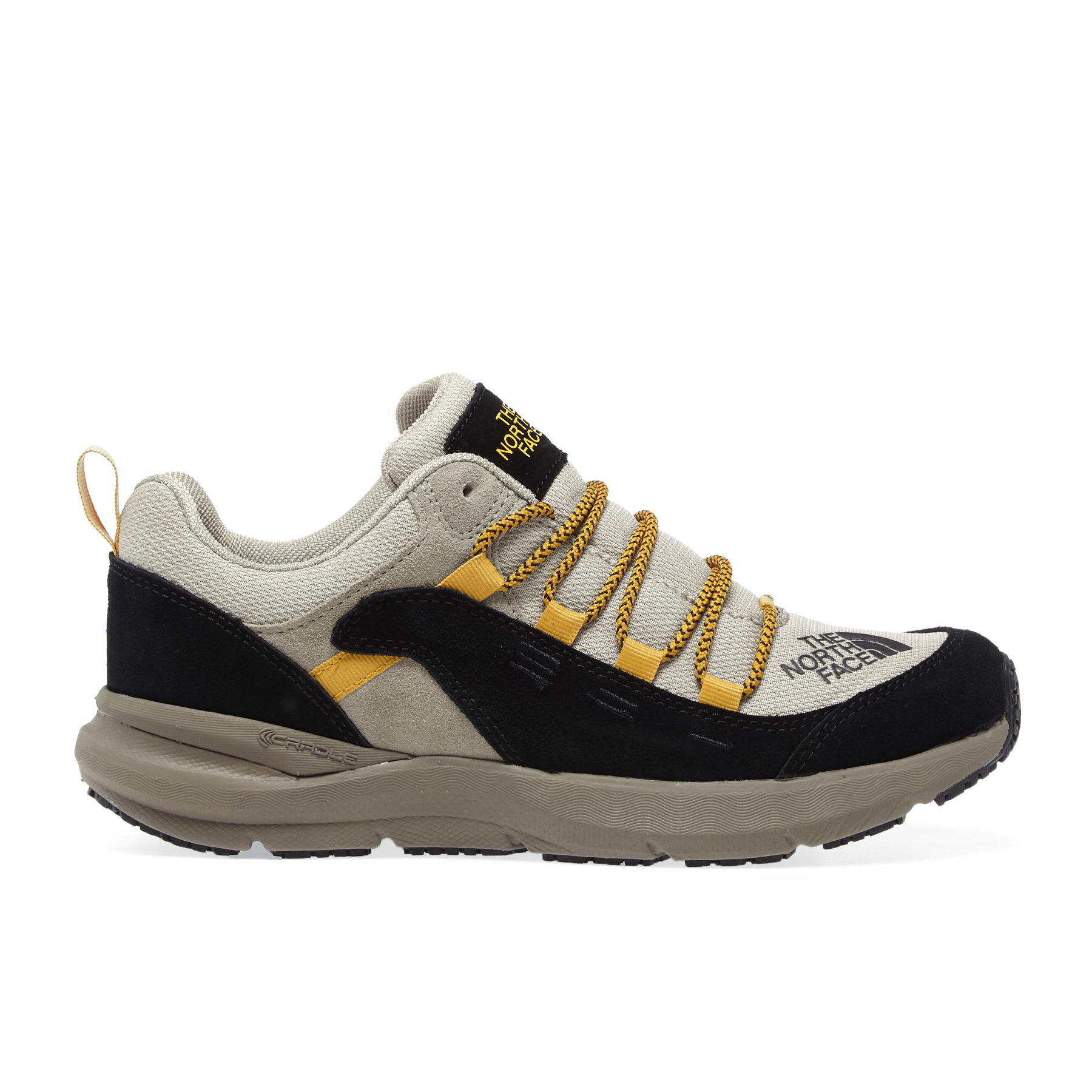 The North Face Mountain Sneaker 2 Mens Footwear Walking Shoes Oxford Tan Tnf