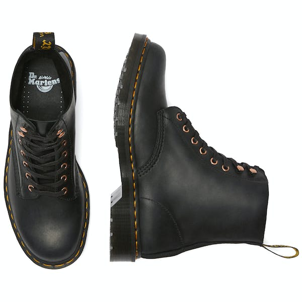 Dr Martens 1460 Pascal Soapstone Suede Stiefel