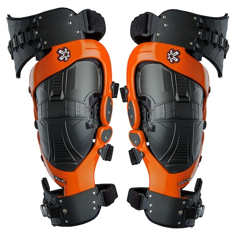 Asterisk Cell Protection System Pair Knee Brace