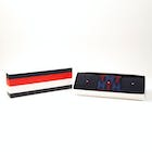 Meias Tommy Hilfiger 3 Pack Mixed Stripes Giftbox