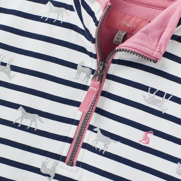 Joules Fairdale Half Zip Girl's Sweater