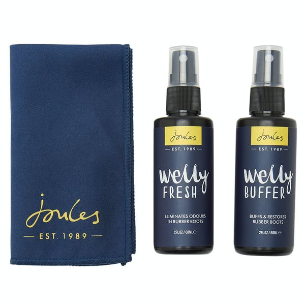 Joules Welly Care Kit Cleaning